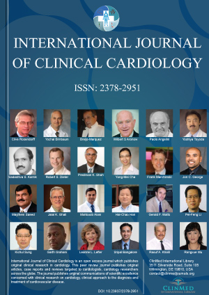 International Journal of Clinical Cardiology | Clinmed