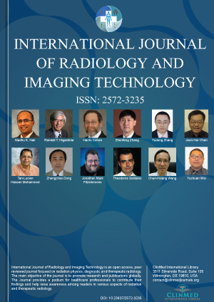 International Journal of Radiology and Imaging Technology | Clinmed