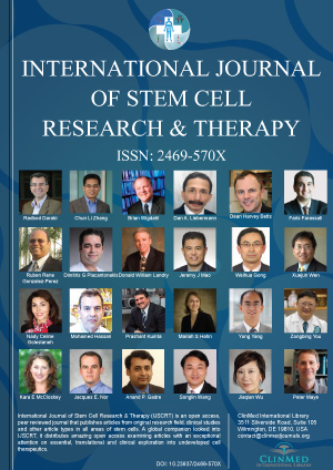 International Journal of Stem cell Research & Therapy | Clinmed  International Library