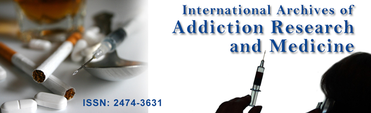 International Archives of Addiction Research and Medicine | Clinmed